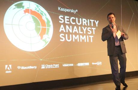 Kaspersky Security Analyst Summit, 2014