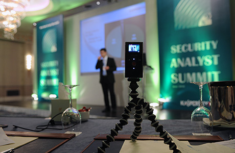 Security Analyst Summit, 2010