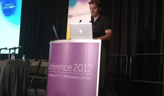 RSA 2017 Google Adrian Ludwig