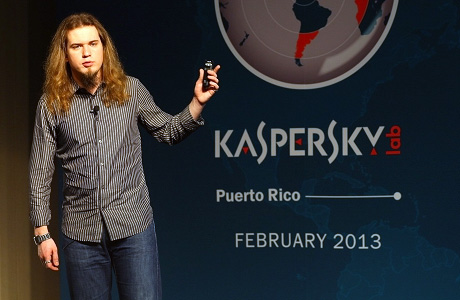 Kaspersky Threatpost Security Analyst Summit, 2013