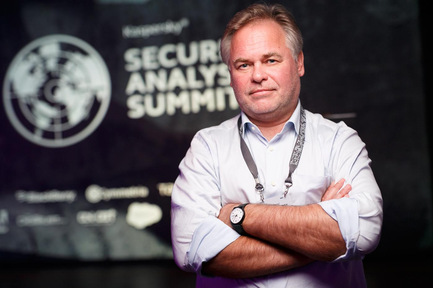 Kaspersky Security Analyst Summit, 2016