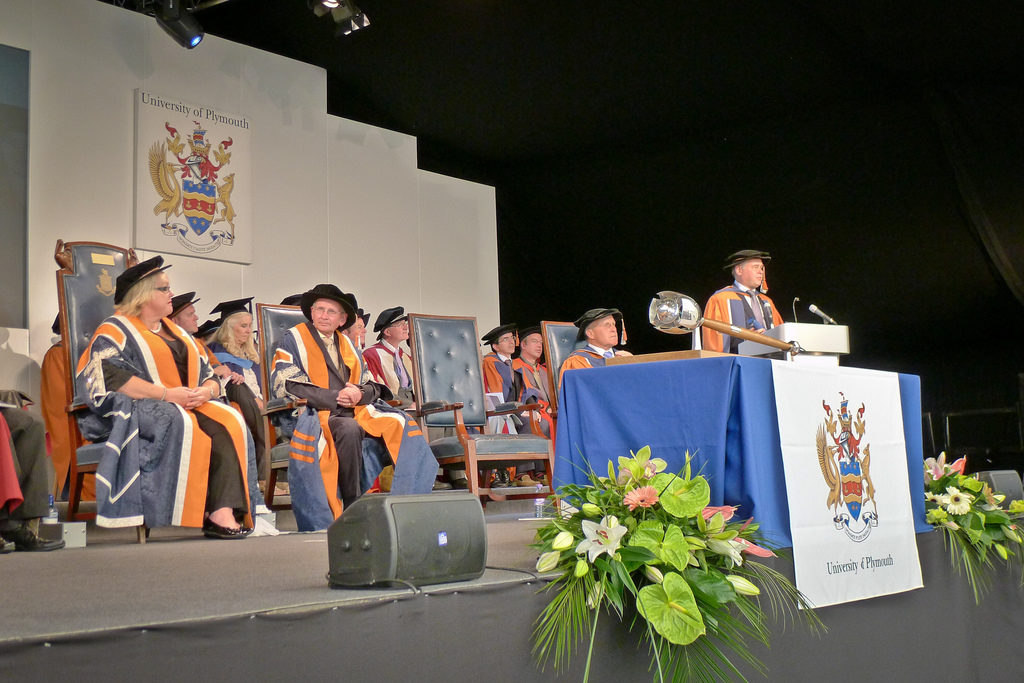 Plymouth University Faculty